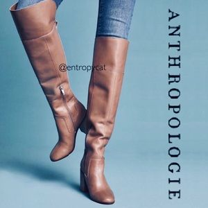 NWT Anthropologie Over The Knee Freda Boots
